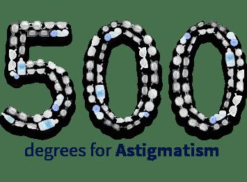 SMILE Correctable Degrees-Astigmatism