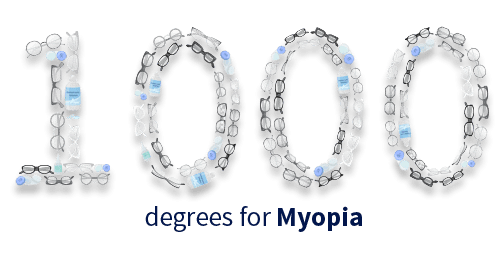 SMILE Correctable Degrees-Myopia